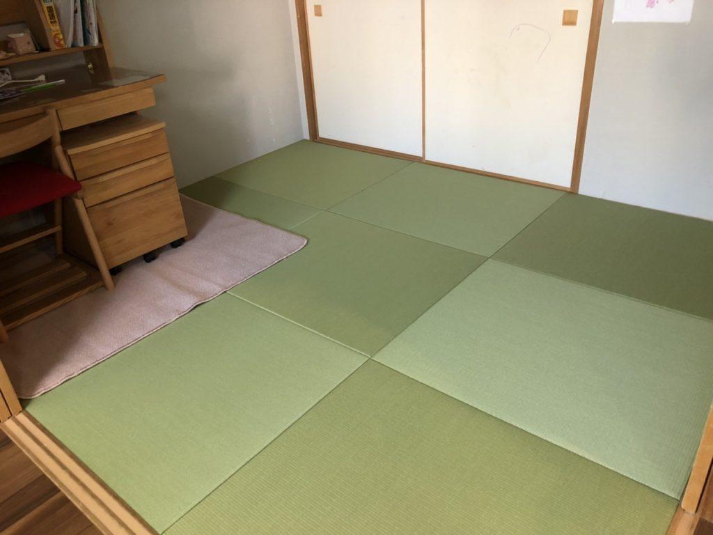 ふじみ野市 へりなし ダイケン和紙/DAIKEN